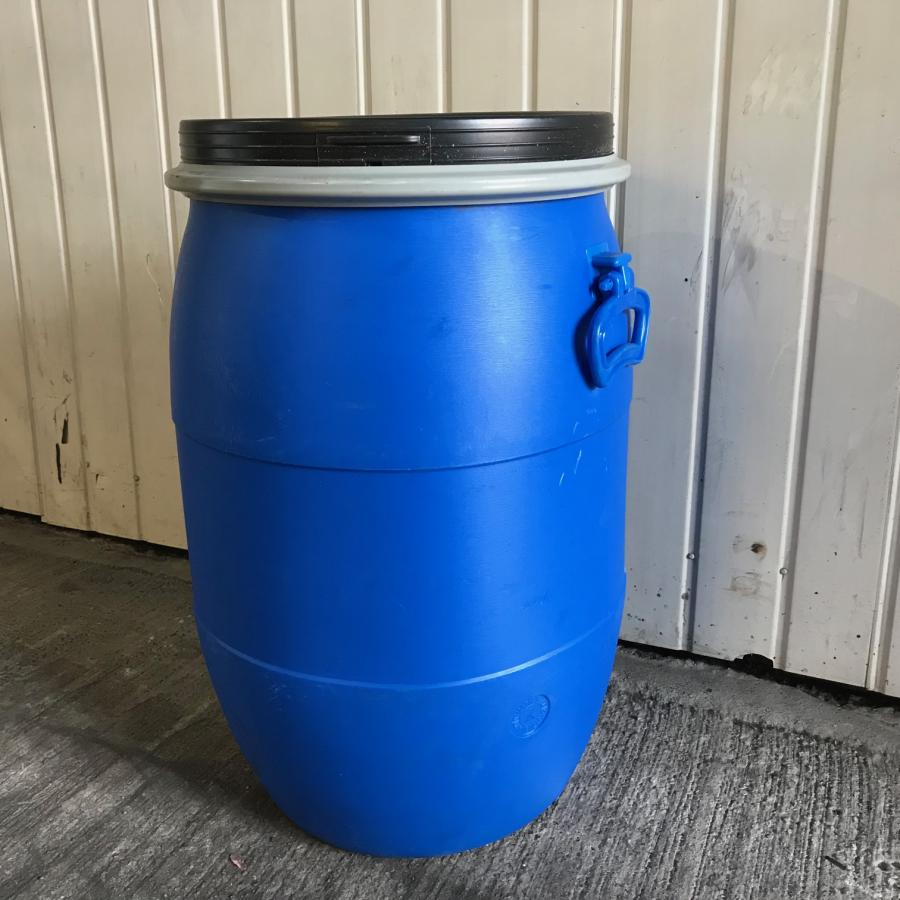 60 LTR Open Top Drum