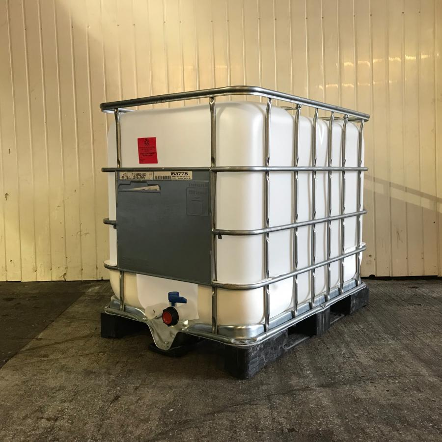 600 LTR IBC Clear (SOLD OUT)