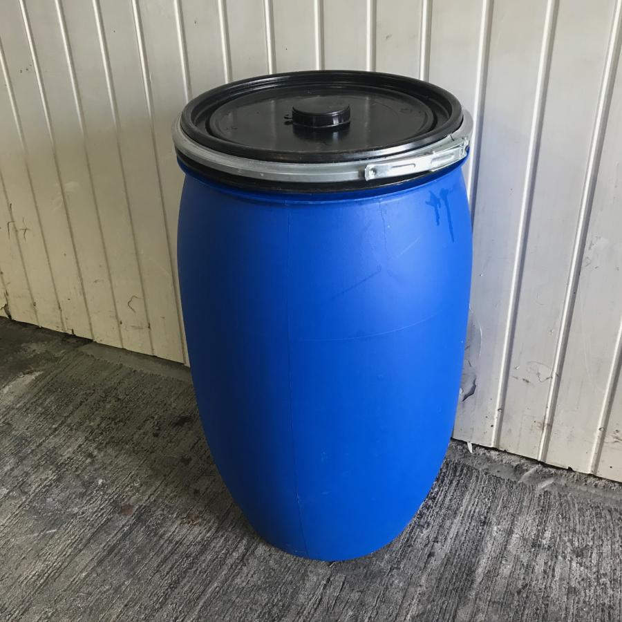 120 LTR Open Top Drum